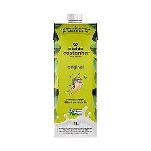 Bebida Vegetal de Castanha de Caju Orgânico 1L