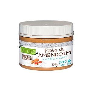 Pasta de Amendoim ao Leite de Coco 300g