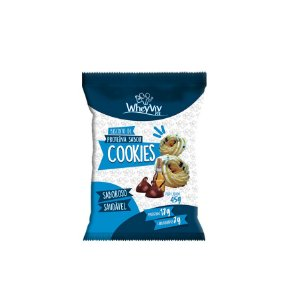 Cookies com Whey Protein 45g