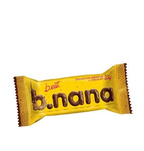 B.nana Amendoim e Chocolate Preto 35g