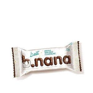 B.nana Coco e Chocolate Preto 35g