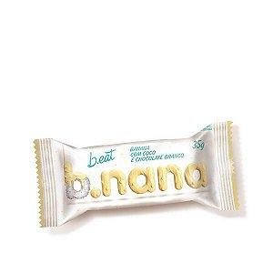 B.nana Coco e Chocolate Branco 35g