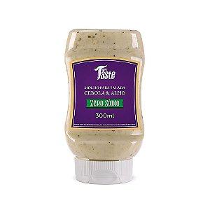 Molho para salada Cebola & Alho 300ml
