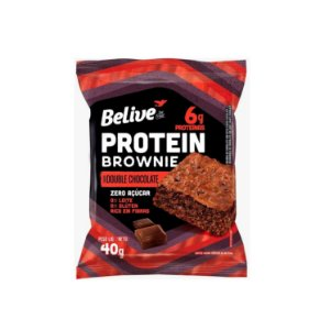 Brownie Protein Double Chocolate 40g