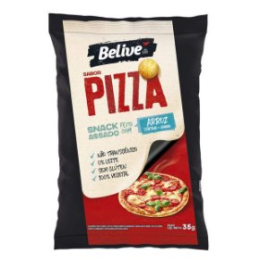 Snack Multigrãos Pizza Marguerita 35g