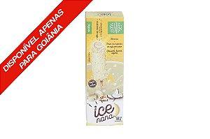 IceNana Chocolate Branco com Coco e Castanha de Caju 80g *DISPONÍVEL APENAS PARA GOIÂNIA*