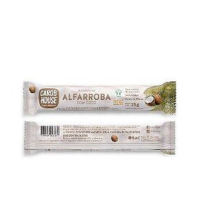 Barrinha de Alfarroba com Coco 25g