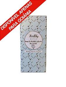 Barra de Chocolate Recheada com Doce de Leite 100g *DISPONÍVEL APENAS PARA GOIÂNIA*