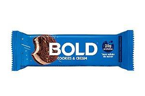 Barra de Proteína Bold Cookies & Cream 60g