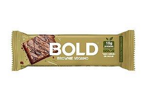 Barra de Proteína Bold Brownie Vegano 60g