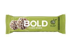 Barra de Proteína Bold Cocada Vegana 60g