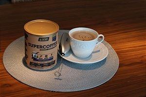 Combo Supercoffee Chocolate 220g + Mixer
