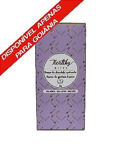 Barra de Chocolate Recheada com Creme de Gianduia Branco 100g *DISPONÍVEL APENAS PARA GOIÂNIA*