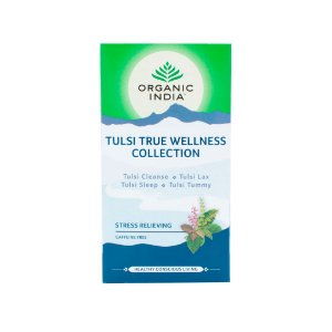 Chá Tulsi True Wellness Collection 20 Sachês