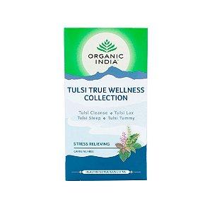 Chá Tulsi True Wellness Collection 20 Sachês