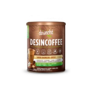 Desincoffee Baunilha e Avelã 220g