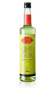 Quero Chuva Coquetel de Cachaça Limão 700ml