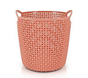Cesto Organizador Redondo (P) Jacki Design Coleção Loft