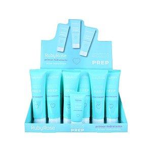 Primer Hidratante Skin Prep Ruby Rose HB-8117 Box C/24 Unidades