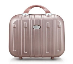 Frasqueira de Viagem Contempo - Rosê Jacki Design