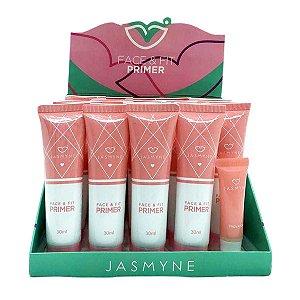 Primer Face & Fit Jasmyne JS01032  - Display com 24 Unidades