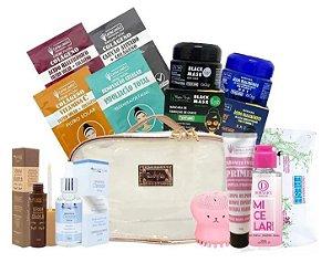 Skin Care Kit Limpeza De Pele E Cuidados Facial + Brindes