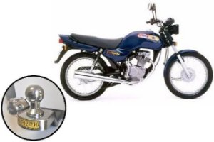 Engate Rabicho Reboque Honda Titan 1999