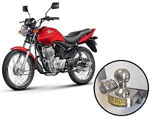 Engate Reboque Rabicho Honda Titan 125 todos os modelos até 2019