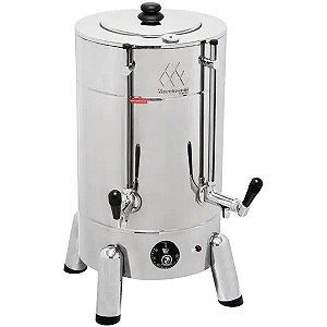 CAFETEIRA TRADICIONAL MARCHESONI COFFEE MAKER INOX 6 LITROS
