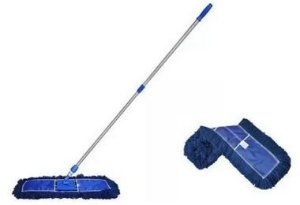Conjunto Mop Pó 40cm - Limpeza Seca