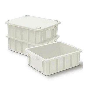 Caixa Plástica Fechada 15L - Mod.1012 - Câmara fria