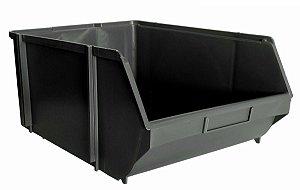 Caixa Plástica Bin 8 - Kit com 12 caixas