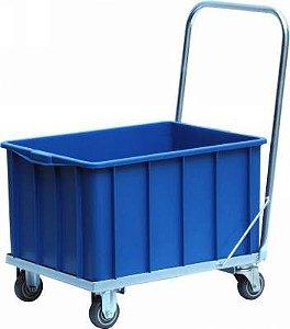 Carro Baixo Para Caixa Plástica Mod.1010