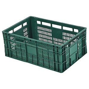 Caixa Plástica Agrícola Vazada 46L - CP23