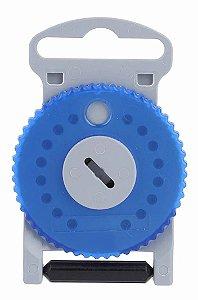 HF4 - Protetor de cera Azul (lado esquerdo). Contém 15 UNIDADES