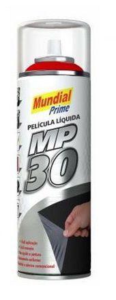 Pelicula Liquida MP30 Spray Preto Fosco - Mundial Prime