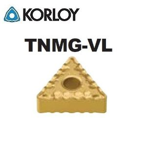 TNMG160404-VL NC3220 ACABAMENTO UNSINAGEM DE AÇO TORNO CNC