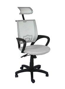 Cadeira Office Santiago c/ Encosto Alto