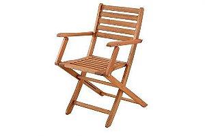 Cadeira CJ 1809 dobrável