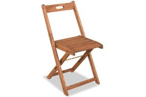 Cadeira Dobrável CJ 1812