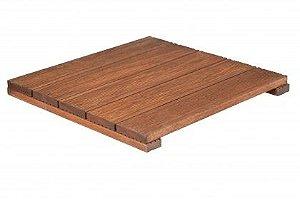 Deck Modular Ecolipto Corrugado 50 x 50