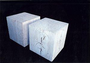 Mesa de Centro Cubo Radiata