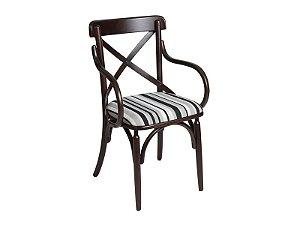 Cadeira MM 281811 Estofada c/ Braço