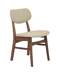 Cadeira Erica (encosto estofado)