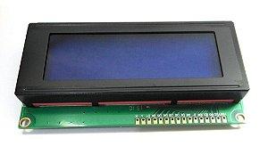 Display LCD 20x4 (backlight azul)