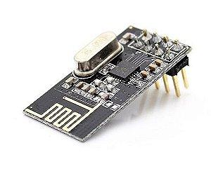 Módulo RF Transceptor NRF 24L01 2.4Ghz
