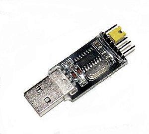 Conversor USB para TTL p/ Arduino Pro Mini, ESP e ATinny