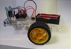 Kit Robô de Mobilidade (controlado por Bluetooth)