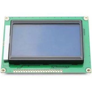 Display Gráfico LCD 128x64 (backlight azul)