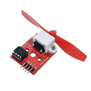 Módulo ventilador L9110S para Arduino